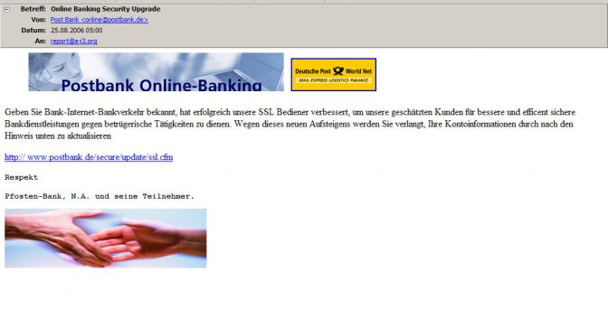 Online Banking Security Upgrade